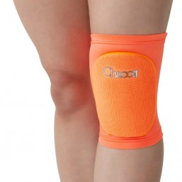 Neon Tricot ONE Knee Protector Chacott - Size M (32-38cm), 083. Orange